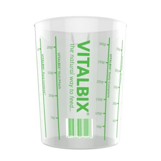 Vitalbix maatbeker voorzijde