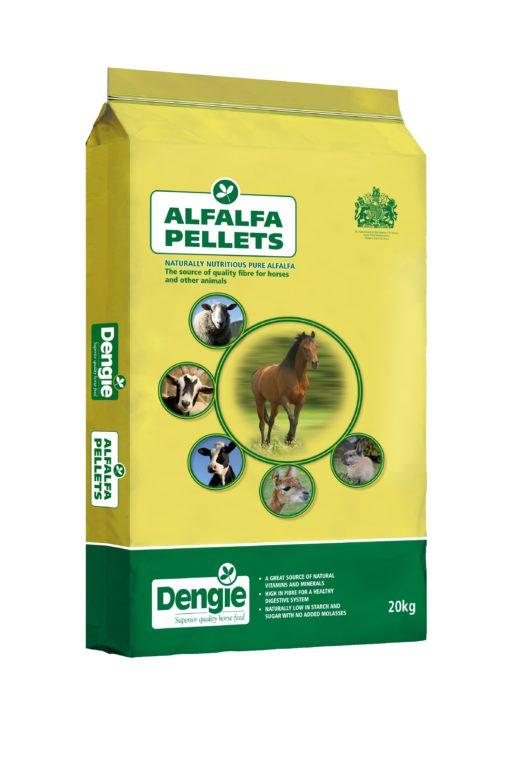 Alfalfa Pellets Packshot
