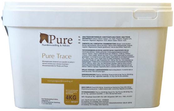 Pure trace
